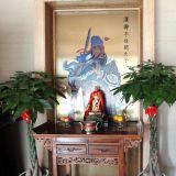 关公铜版画、宗教壁画、铜板画