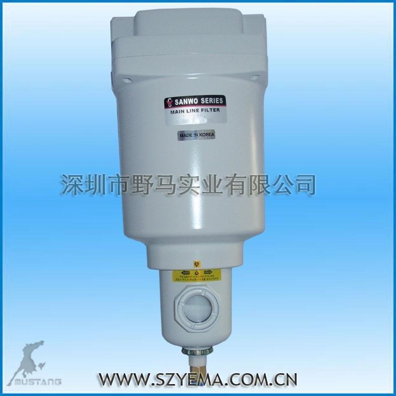 油雾分离器 SAM550 精度高 三和 过滤器
