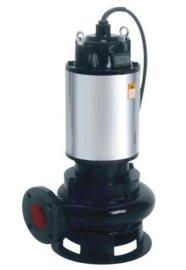JY(P)WQ自动搅匀潜水排污电泵,不锈钢排污泵