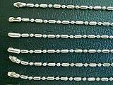 不锈钢珠链