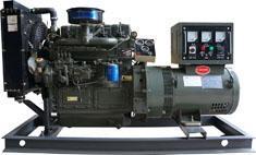 厂家直销潍柴柴油发电机组30KW-300KW