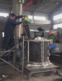 环保机械立式板锤制砂机 新型风化石制砂生产线