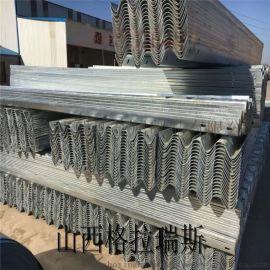 山西高速公路护栏波形梁护栏乡村公路护栏波形护栏镀锌板护栏厂家直销