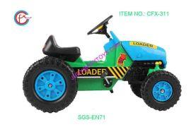 CFX-311儿童工程车小型玩具拖拉机
