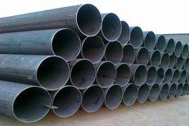 建筑打桩用直缝焊管,结构立柱用大口径直缝焊管