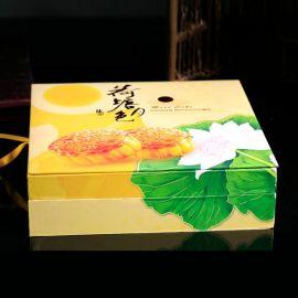 现货供应中秋月饼包装礼盒公版天地盖月饼包装盒