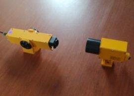 激光检测器,炉内激光检测器,对射反射激光检测器