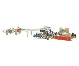 金韦尔供应PVC自由发泡板材生产线