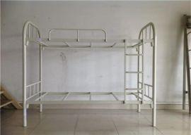 雅兴yx-39双层铁床圆管上下铺铁床圆管学生床员工双层铁床
