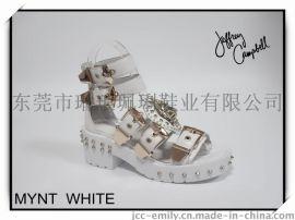 美国JC  MYNT  凉鞋