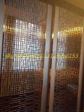 酒店餐厅铝雕刻屏风订做 红古铜仿古镂空屏风