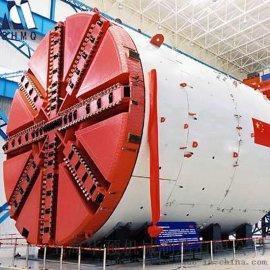 上海土压平衡盾构机施工视频