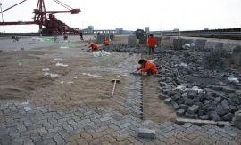 厂家供应码头机场承重联锁块砖(225*112*100)