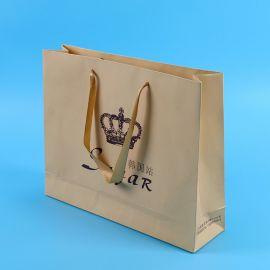 手提纸袋 服装手提袋 化妆品手提袋 牛皮纸袋 鑫辉彩印厂家定制