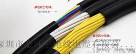 金环宇电线电缆厂家供应护套电缆YJV 3x6mm2国标低压电缆