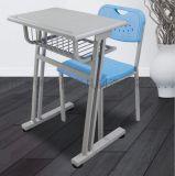 中空吹塑课桌椅 广东厂家定制塑钢学校桌椅家具