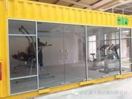 深圳集装箱房屋结构设计|集装箱酒店定制-大小盒子集装箱公司