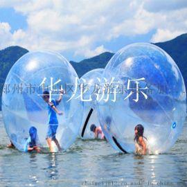 江华水上步行球  水上行走球    水上组合城堡