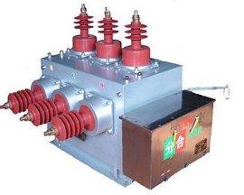 高壓真空斷路器 ZW10-12/630批發價格