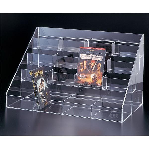 亚克力展示架 亚克力化妆品展示架 有机玻璃制品