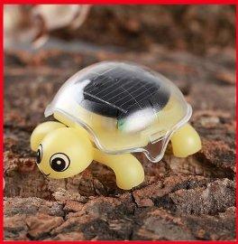 太阳能乌龟diy益智儿童玩具