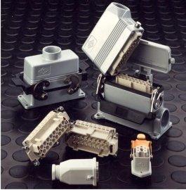 HARTING重载连接器 WAIN工业插头 SIBAS连接器 航空插头