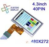 4.3寸液晶显示屏 JT043THL0940C