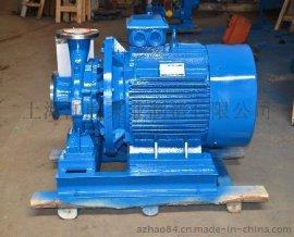厂家直销 ISW100-160卧式管道泵热水循环泵不锈钢管道泵