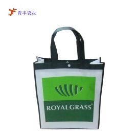 广州厂家定制环保袋 无纺布手提环保袋 丝印购物环保袋