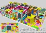 儿童乐园游乐设备淘气堡