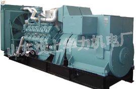 柴油发电机原理