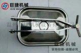 衛生級方形人孔 不鏽鋼方形人孔 衛生級人孔