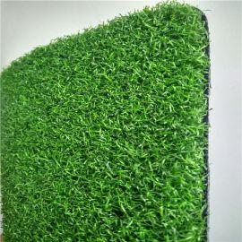 **果岭卷丝高尔夫球场专用人造草,运动门球场人工草皮塑料草
