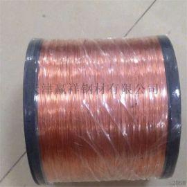直销铜丝T1T2紫铜丝 H70黄铜丝 无氧铜丝可定制