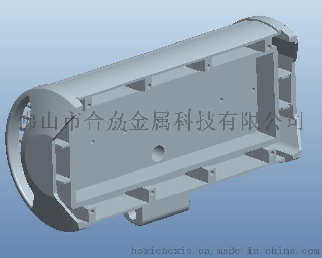 LED工程车灯外壳