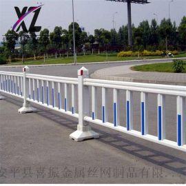 耐用道路护栏,西安道路隔离护栏,道路护栏可加工