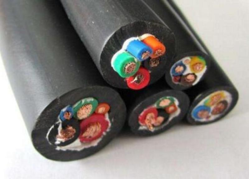 YC YCW3*2.5+1*1.5 中型橡套软电缆