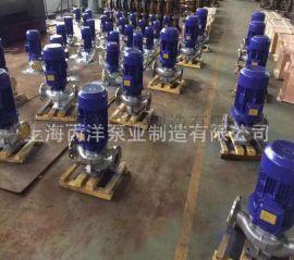 .IHG立式不锈钢管道泵