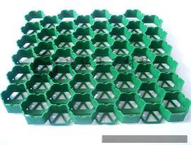 山东厂家直销停车场塑料植草格绿化植草格