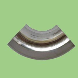 粤星管道牌焊接式90°弯头管件、不锈钢90度弯头、 焊接式薄壁不锈钢管件