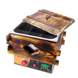 成都奇博士麻辣烫锅商用关东煮机器串串香锅电热多功能小吃麻辣烫设备