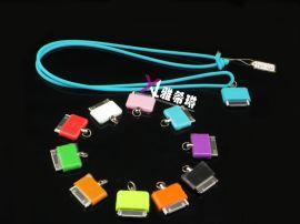 厂家直销礼品挂绳 pu手机绳 皮钥匙挂绳 手机吊绳 卡通挂绳 皮革手机绳