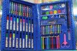 [自產自銷]繪畫禮盒套裝 兒童文具 塗鴉套裝 水彩筆套裝 約86件套