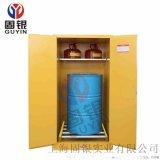 廠家直銷60加侖化學品櫃防爆油桶櫃GYYT010