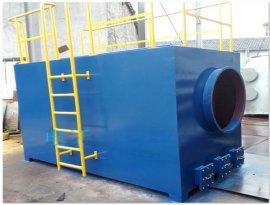 宿迁市小型活性炭吸附塔 废气吸附净化装置从源头解决污染问题
