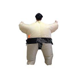 充气服装丨充气相扑服丨充气胖子武士服丨搞笑派对充气服
