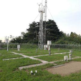 绿光TWS-FL空气负氧离子监测仪景区气象站厂家直销
