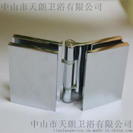 廣東衛浴合頁 淋浴房鉸鏈 304不鏽鋼合頁