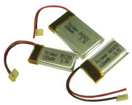 锂离子聚合物充电电池