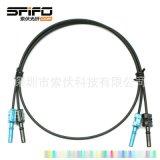 塑料光纤跳线HFBR4531Z HFBR4533Z HFBR4535Z安华高光纤接头ABB